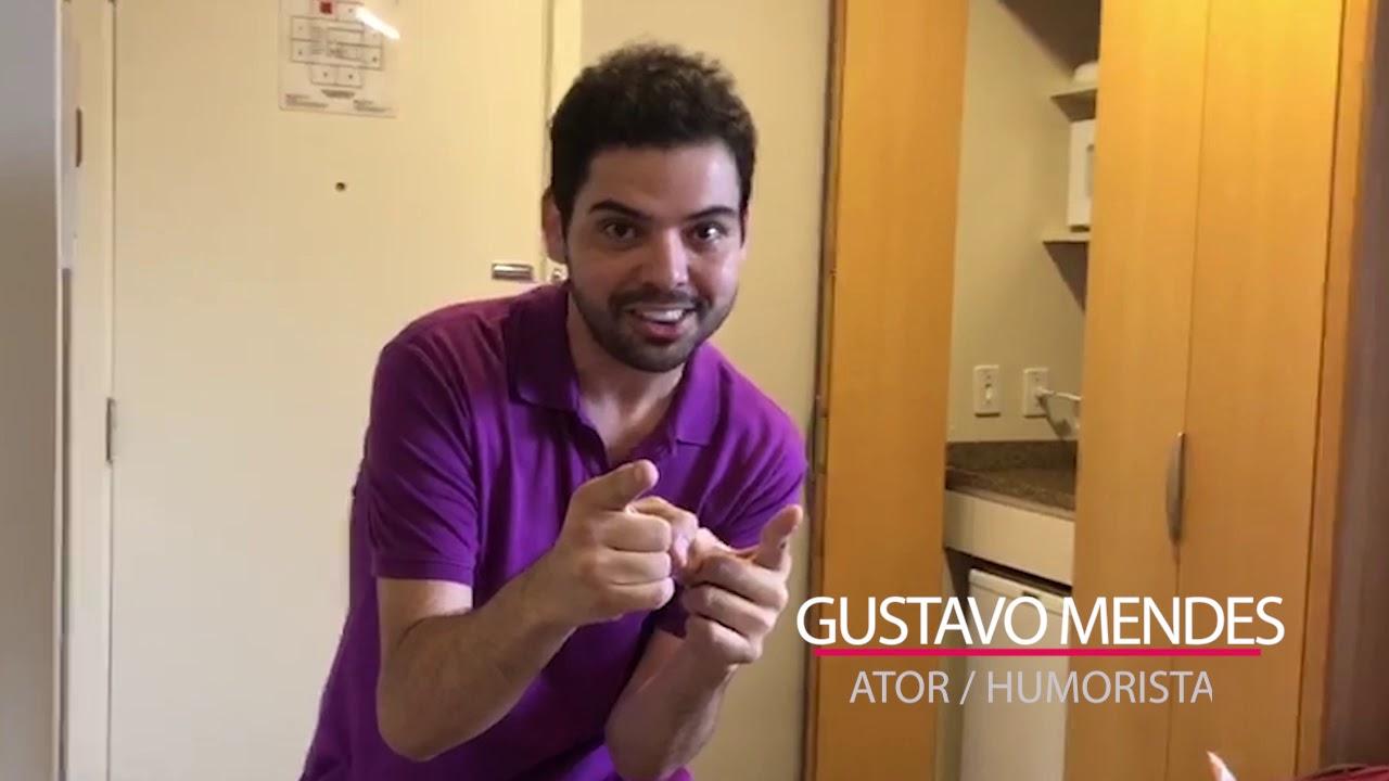 Gustavo Mendes - Feliz Aniversário Caio!