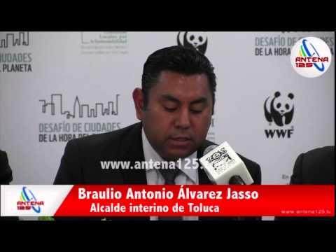 Toluca, finalista del desafio de ciudades sustentables