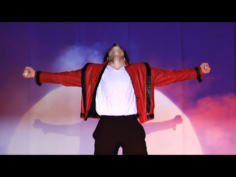 Megamix - Michael Jackson Impersonator - Ben Jackson Live