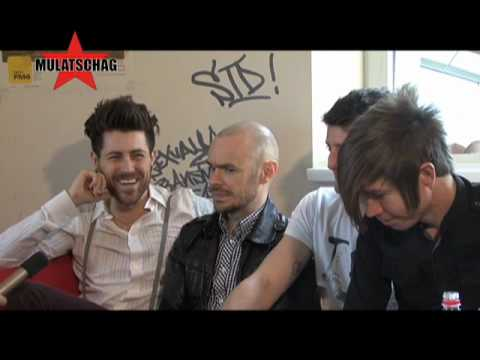 AFI Interview (whole band)