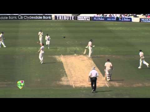 Somerset v Australia, Day Three Highlights