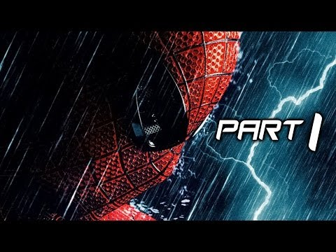 The Amazing Spider Man 2 Game Gameplay Walkthrough Part 1 - Black Cat (Video Game)