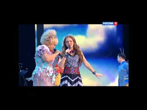 Марина Девятова и Надежда Кадышева