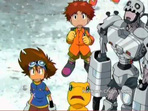 Digimon Adventures Hindi  Episode #50 Hq video