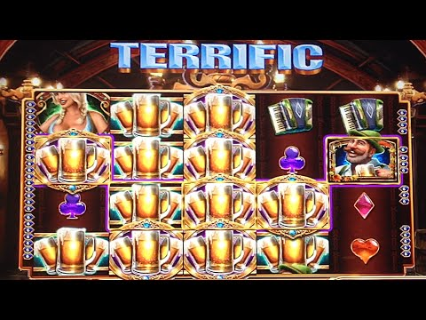 Bier Haus Slot Mega Win Bonus 55+ Spins Almost 1000x Pay