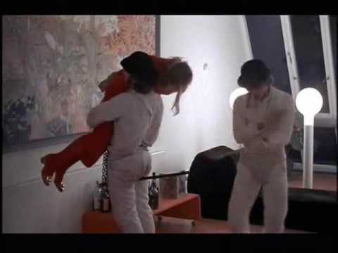 A Clockwork Orange - Break-in Scene (warning: Graphic) video