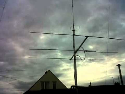 50Mhz 6m Band V Antenna at Rigsearch QTH