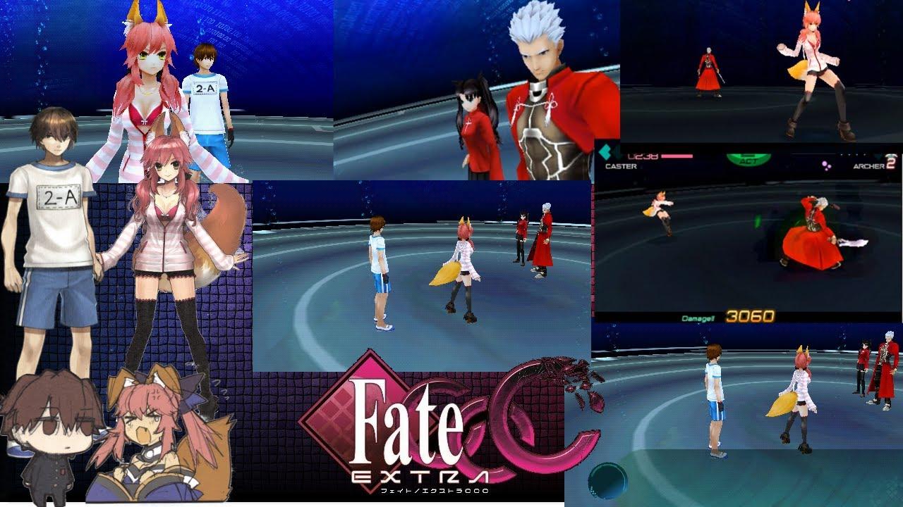 Fate/extra Ccc Caster Tamamo