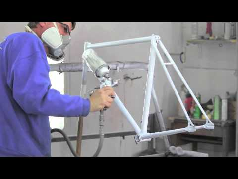 Locked In: How to Paint / Restore your Bike Part 2