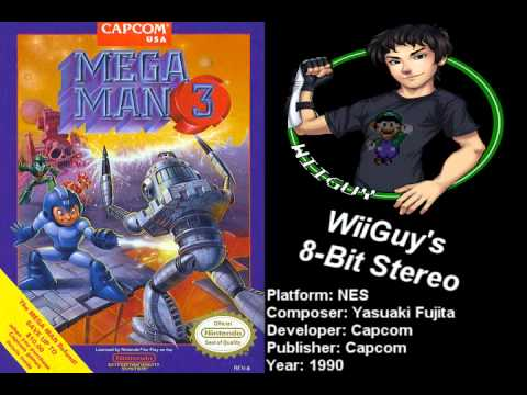 Mega Man 3 (NES) Soundtrack - Stereo