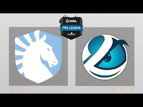 CS:GO - Liquid vs. Luminosity [Inferno] Map 2 - ESL Pro League Season 5 - NA Matchday 30