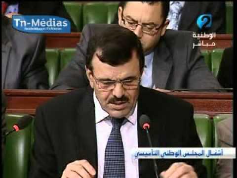 image vid�o أشغال الجلسة العامة للمجلس الوطني التأسيسي : 20-10-2012
