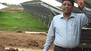 Solar Power Plant, Guntur, India - Shri shakti RES