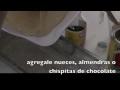 PAN DE PLÁTANO CASERO /no tires tus plátanos maduros,homemade banana bread