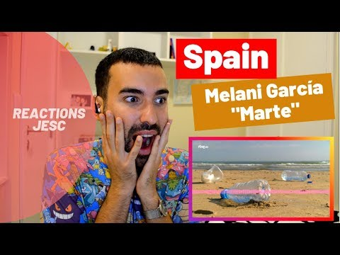 Reaction: Spain (Junior Eurovision 2019)