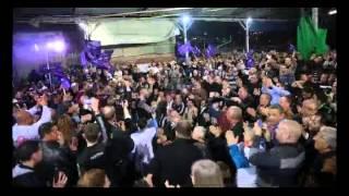 الناصرة: الآلاف في مهرجان افتتاح الحملة الانتخابية لقائمة ناصرتي