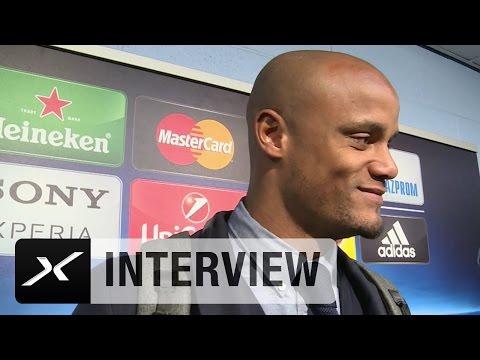"Vincent Kompany: ""...dann wird es richtig interessant""   Manchester City - Real Madrid 0:0"
