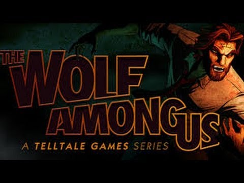 The Wolf Among Us: Ep8 - Can I get a room