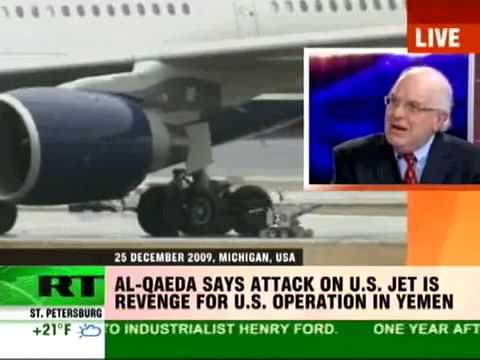 Russia Today: Underwear bomber a false flag says Webster Tarpley