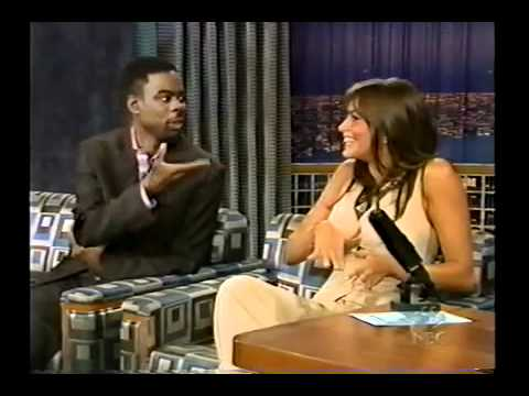 Sofia Vergara on Late Night with Chris Rock
