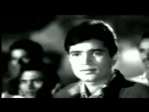 Manna Dey & Lata - Chunari Sambhal Gori - Baharon Ke Sapne 1967...