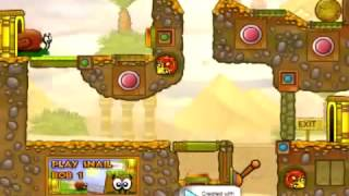 Snail Bob 3 LEVELS 1   15   Walkthrough Tutorial