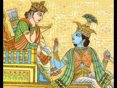 51 Key Bhagavad Gita Verses - Sanskrit Sloka video