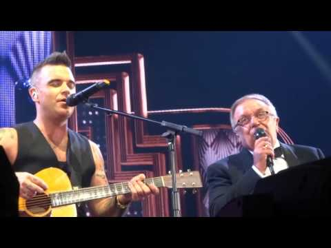 Robbie Williams - Better Man - 24/10/15 Melbourne HD FRONT ROW