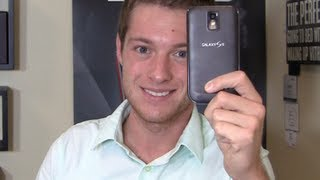 T-Mobile Galaxy S II Jelly Bean Walkthrough
