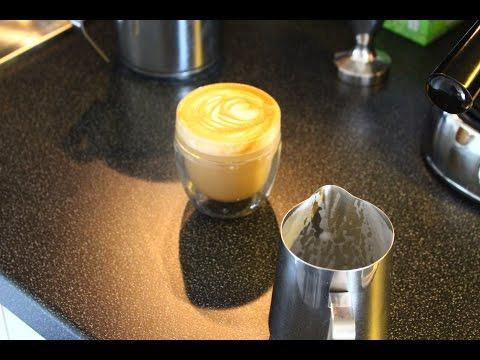 Basic Latte Art Tutorial - Part 4: The 5 Fundamental Rules of Latte Art