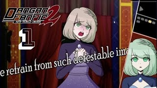 Danganronpa V3 Fangame New World Order Chapter 1 Class Trial 1 Part 1