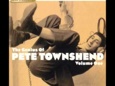 Pete Townshend - I Don't Even Know Myself (Demo)