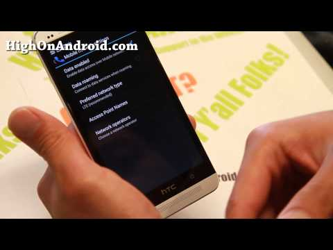 How to Fix 3G/4G LTE Data by Manually Setting APN on Android!