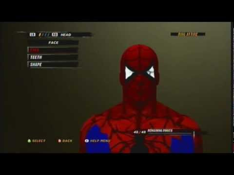 WWE | 12 CAWS | Spiderman!