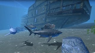 Ultimate Shark Family Survival Simulator 3D, By Gluten Free Games