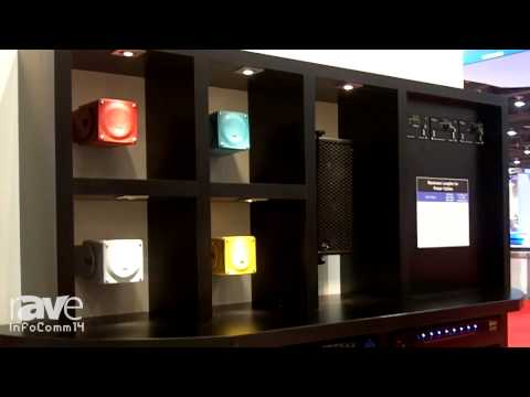 InfoComm 2014: Meyer Sound Features their DC Series Loud Speakers