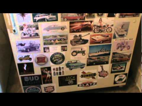Worlds Largest Refrigerator Magnet Collection