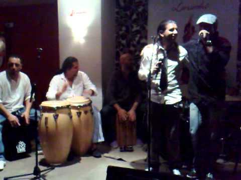 Kalipo, Ramon Porrina, Farruquito, Joselito etc en la sala LARACHI