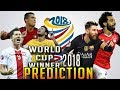 FiFA World cup 2018 Winner Prediction In a Whole New way | Fifa world cup Champion prediction 2018
