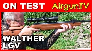 REVIEW: Walther LGV Competition Ultra air rifle