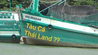 Tham Quan Và Khám Phá Nơi Tàu Thuyền Neo Đậu-Hà Tiên-Kiên Giang.
