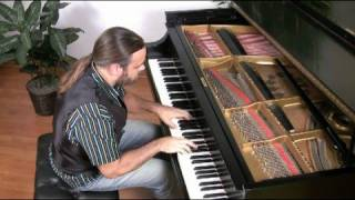 Maple Leaf Rag By Scott Joplin Cory Hall Pianist Composer Older Version