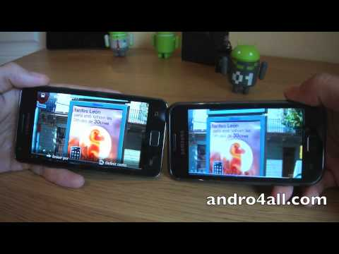 Videoreview Samsung Galaxy SII [HD][ESPAÑOL] Music Videos