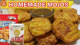 How to Make Homemade Potato Mojos | Pinoy Easy Recipes