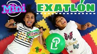 mini Exatlon kids | Majo Pops