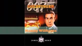 Goldfinger Hanny Williams