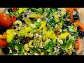 Perfect Weight Loss Mango Salad ( Healthy )  | Chef Ricardo Cooking