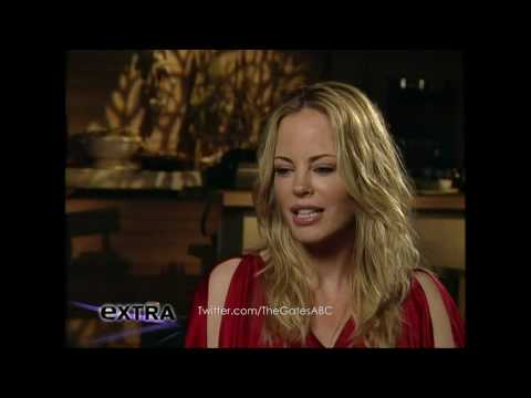 ABC The Gates Chandra West EXTRA Interview