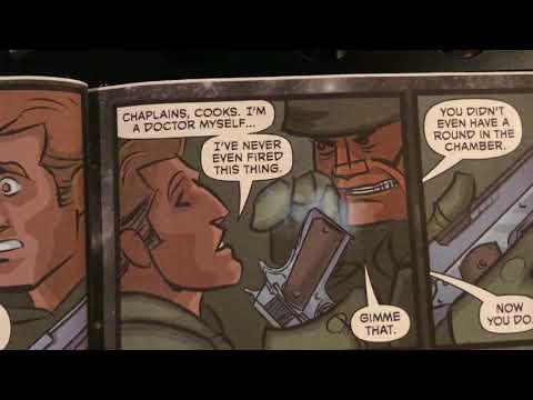 What makes a good comic Diversity and Comics' Korean War Vol. I