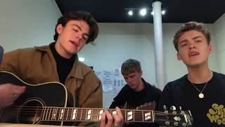 Harry Styles - Lights Up (New Hope Club Cover)